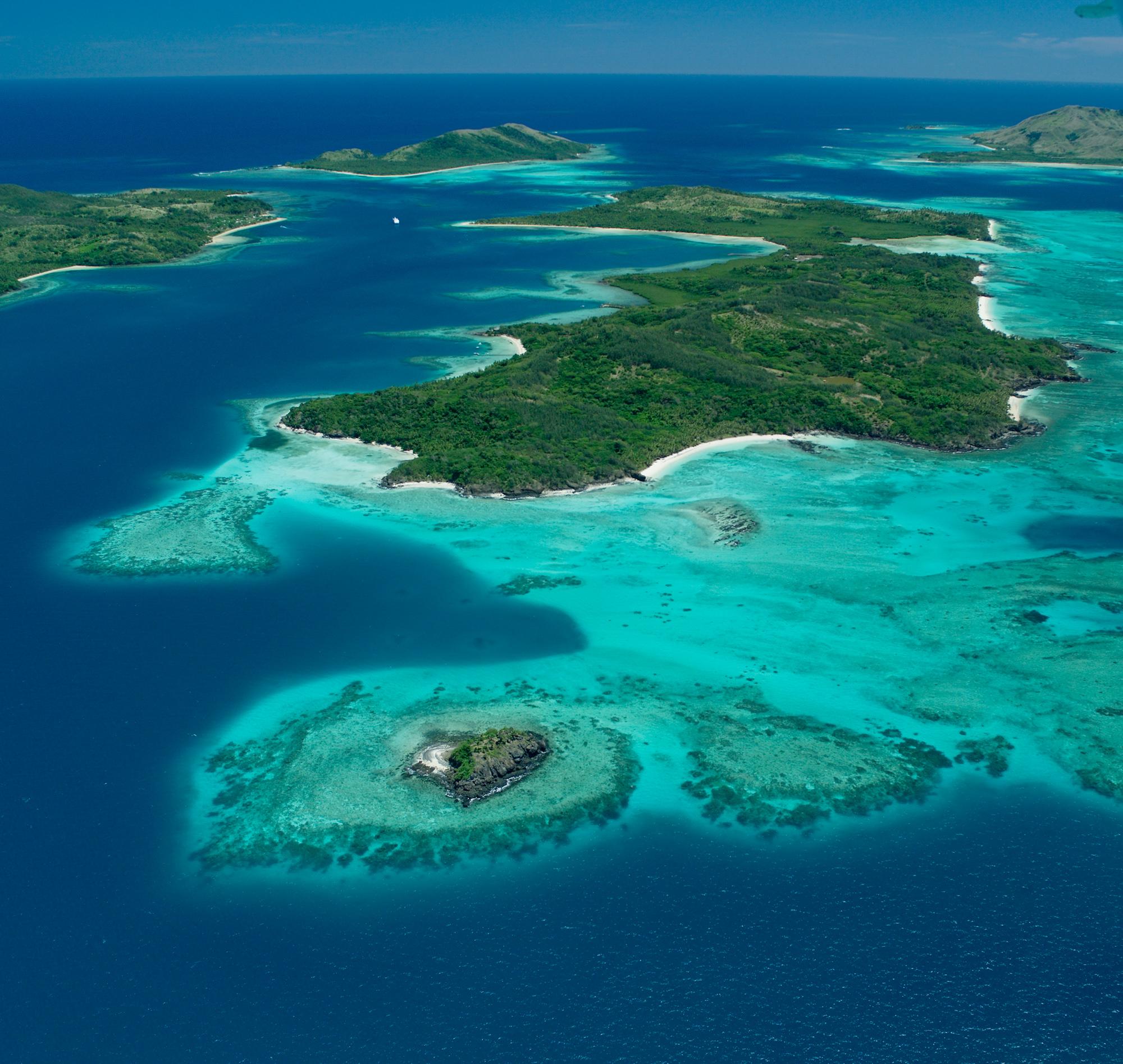 Fiji Seaplane Gallery