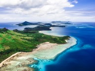 Tour Fiji From The AIr