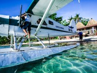 Turtle Airways Seaplane