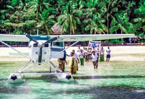 family trip to fiji