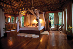 glamping in Fiji at Turtle Island Resort