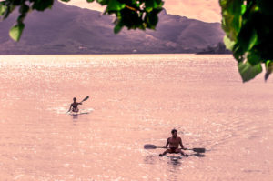 things to do in the yasawa islands kayak