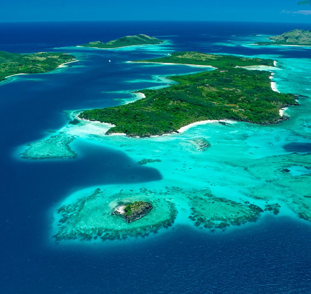 Experience The Yasawa Islands In Fiji Via Seaplane