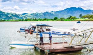 Seaplane Transfer to Paradise Cove Fiji
