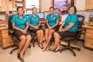 The people of Fiji