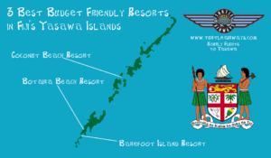 3 Best Budget Friendly Resorts in Fiji's Yasawa Islands