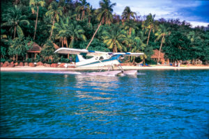 Island Hopping In Fiji