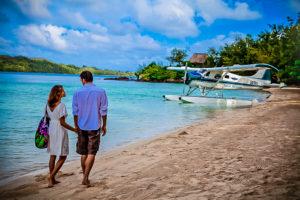 Romantic Fijian Beach