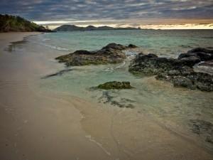 Yasawa Island Beach