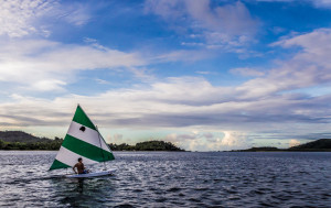 Sailing, a Fiji Island Adventure