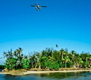 scenic fiji flight experiances