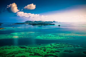 the yasawa islands