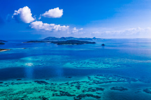 The Best Way to see Fiji is from above