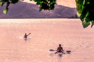 things to do in the yasawa islands kayak
