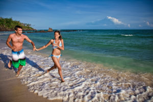 Getting Healthy on Fiji's beaches as part of your New Years Resolution