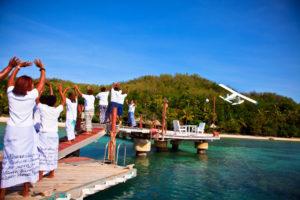 Yasawa island resort transfers