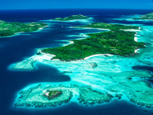 Yasawa and Mamanuca islands