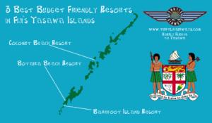 3 Best Budget Friendly Resorts in Fiji's Yasawa Islands